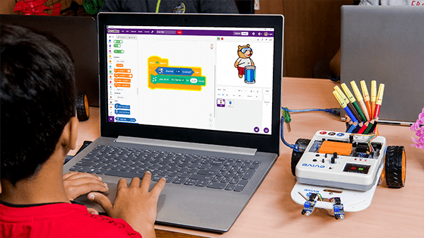 Pictoblox Programming Online Course, Scratch Coding Tutorial
