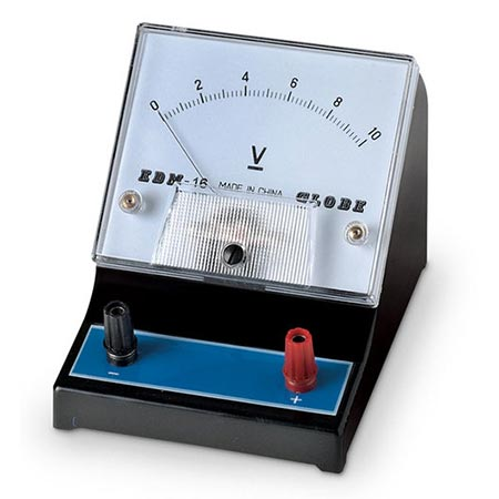 Traditional Voltmeter